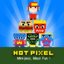 Hot Pixel for PSP