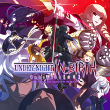 UNDER NIGHT IN-BIRTH Exe:Late[st] Early Adopter Bundle(PSVita) for