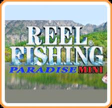Reel Fishing 3D Paradise Mini for 3DS