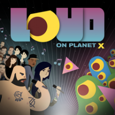 LOUD on Planet X for PS4