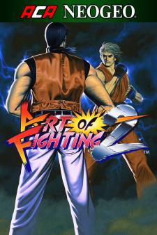 ACA NEOGEO ART OF FIGHTING 2 for