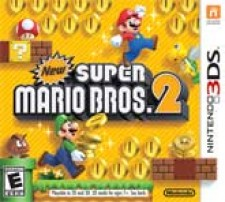 New Super Mario Bros. 2 for 3DS