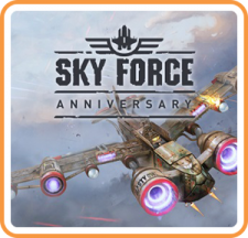 Sky Force Anniversary for WiiU