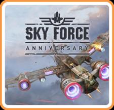 Sky Force Anniversary for WiiU