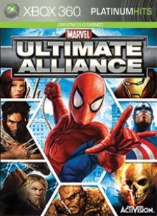 Marvel Ult. Alliance for XBox 360