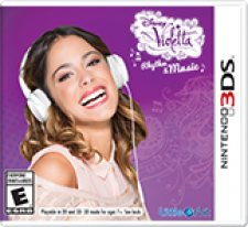 Disney Violetta Rhythm & Music for 3DS