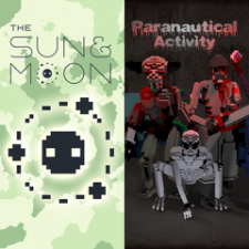 The Sun & Moon/Paranautical Activity Bundle for