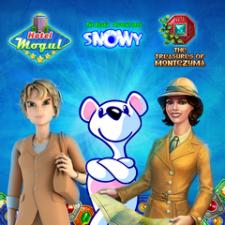 Alawar Arcade Bundle for PSP