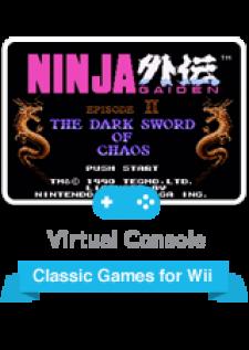Ninja Gaiden II: The Dark Sword of Chaos for Wii