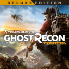 Tom Clancy's Ghost Recon® Wildlands Deluxe Edition for PS4