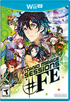 Tokyo Mirage Sessions ♯FE Special Edition for WiiU