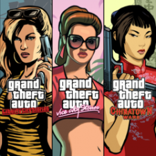 Grand Theft Auto PS Vita Collection for PSP