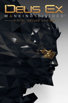 Deus Ex: Mankind Divided - Digital Deluxe Edition for XBox One