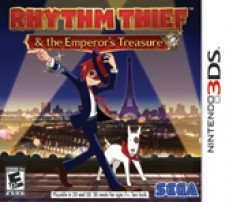 Rhythm Thief & the Emperor's Treasure for 3DS