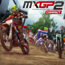 MXGP2 - The Official Motocross Videogame Compact for PS4