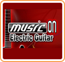 Music On: Electric Guitar for 3DS