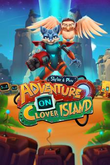 Skylar & Plux: Adventure on Clover Island for