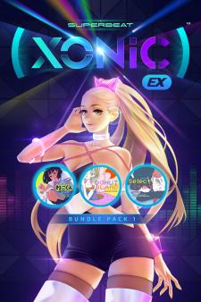 SUPERBEAT XONiC EX Bundle Pack 1 for