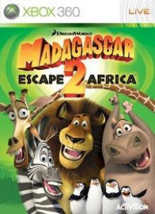 Madagascar 2 for XBox 360