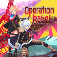 Operation Babel: New Tokyo Legacy for