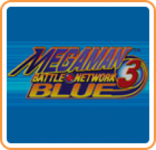 MEGA MAN BATTLE NETWORK 3 BLUE for WiiU