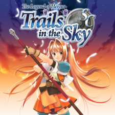 Legend of Heroes: Trails in the Sky SC for PSP