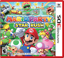 Mario Party Star Rush for 3DS
