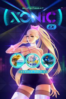 SUPERBEAT XONiC EX Bundle Pack 6 for