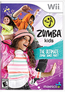 Zumba Kids for Wii