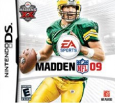 Madden NFL 09 for DS