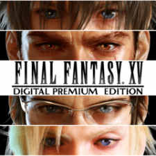 FINAL FANTASY XV Digital Premium Edition for PS4