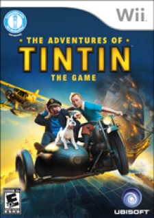 The Adventures of Tintin: The Game for Wii