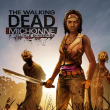 THE WALKING DEAD: MICHONNE - EPISODE 1 for PS3