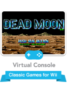 Dead Moon for Wii
