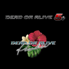 Dead or Alive 5 Plus & Dead or Alive Paradise for PSP
