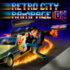 Retro City Rampage™ DX for PSP
