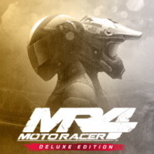 Moto Racer 4 - Deluxe Edition for PS4