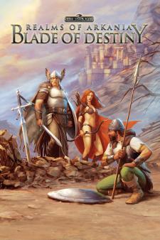 Realms of Arkania: Blade of Destiny for
