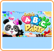 Lola's ABC Party for 3DS