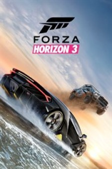 Forza Horizon 3 Standard Edition for XBox One