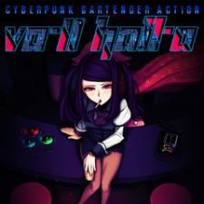 VA-11 HALL-A: Cyberpunk Bartender Action for