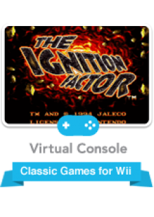 The Ignition Factor for Wii