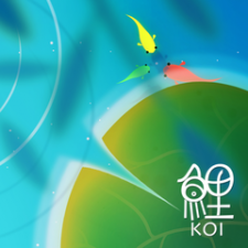 KOI: GAME AND EXCLUSIVE THEME BUNDLE for PS4