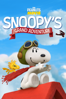 The Peanuts® Movie: Snoopy's Grand Adventure for XBox One