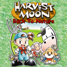 Harvest Moon®: Back to Nature for PSP