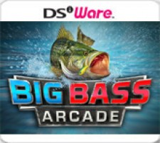 Big Bass Arcade for DS
