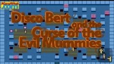 Disco Bert and the Curse of the Evil Mummies for Ouya