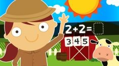123 Animal Math Games for Kids for Ouya