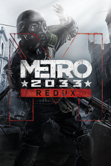 Metro 2033 Redux for XBox One