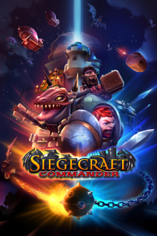 Siegecraft Commander for